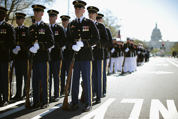 Parade「Emancipation Day Parade Winds Through Washington DC」:写真・画像(9)[壁紙.com]