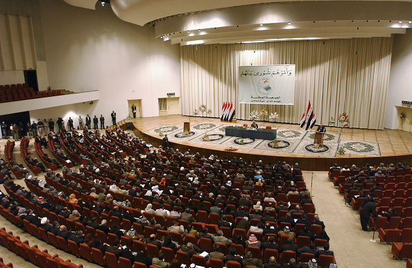 Green Zone - Baghdad「Iraqi National Assembly Meets For First Time」:写真・画像(10)[壁紙.com]