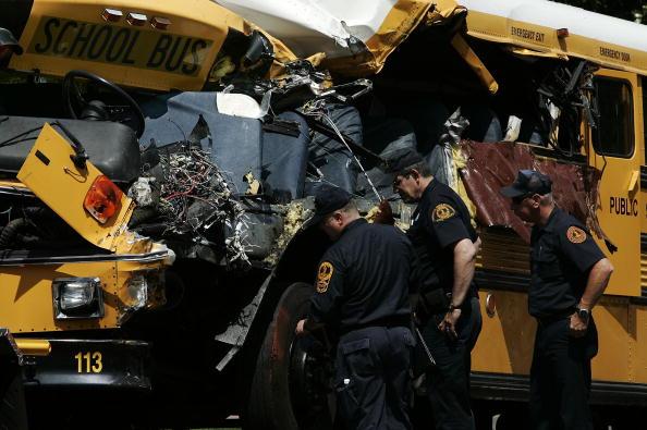 School Bus「Child Killed In School Bus Accident」:写真・画像(14)[壁紙.com]