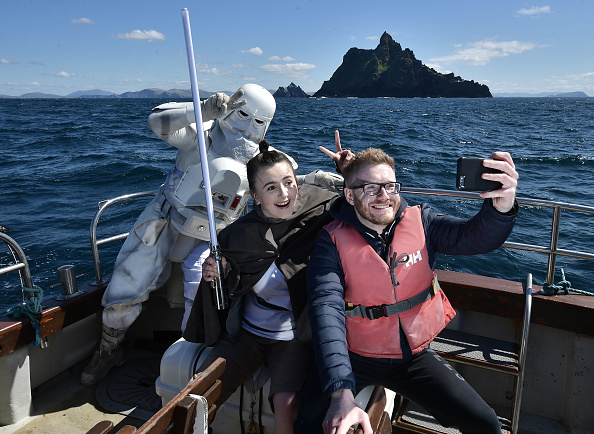 Photography Themes「Star Wars Festival Take Place In Portmagee」:写真・画像(11)[壁紙.com]