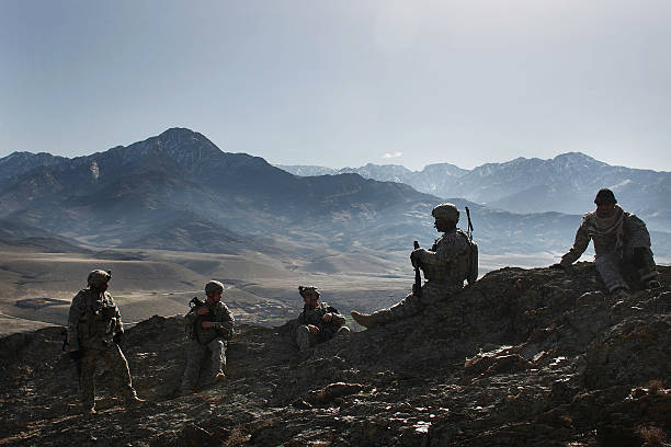 US Army Patrols In Afghanistan's Restive Nuristan Province:ニュース(壁紙.com)