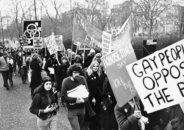 Gay Person「Gay Liberation Front」:写真・画像(10)[壁紙.com]