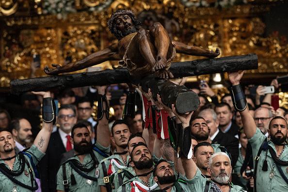 トップランキング「'Cristo de Mena' Easter Procession In Malaga」:写真・画像(19)[壁紙.com]