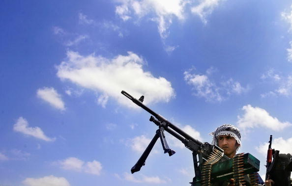 Gaza Strip「Fatah Militants Block Border Post Between Gaza And Egypt」:写真・画像(6)[壁紙.com]