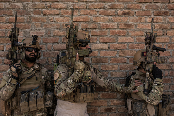 Kabul「United States Continues Role in Afghanistan as Troop Numbers Increase」:写真・画像(3)[壁紙.com]