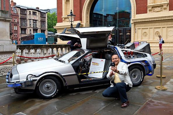 Film Screening「DeLorean Day At The Royal Albert Hall」:写真・画像(0)[壁紙.com]