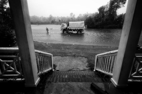 Chip Somodevilla「Hurricane Florence Slams Into Coast Of Carolinas」:写真・画像(0)[壁紙.com]