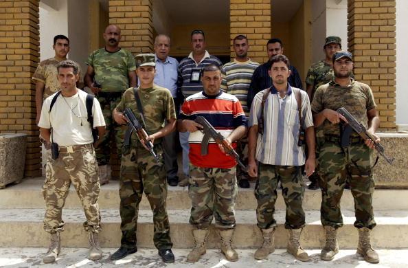 Al-Qaida「Awakening Council Patrols Baghdad」:写真・画像(12)[壁紙.com]