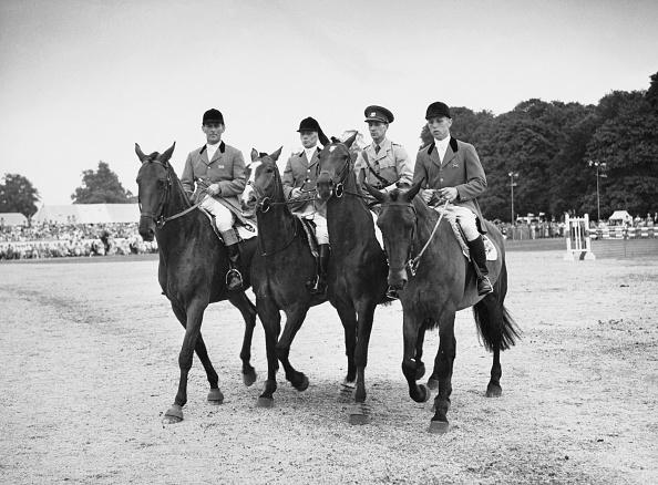 Equestrian Event「1952 Summer Olympics - Equestrian」:写真・画像(1)[壁紙.com]
