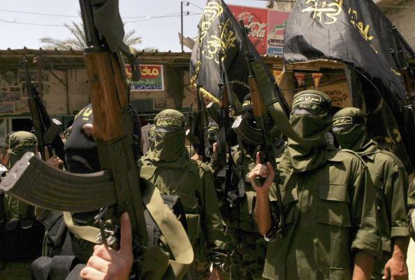 Gaza Strip「Islamic Jihad Hold Funeral For Slain Comrade」:写真・画像(0)[壁紙.com]