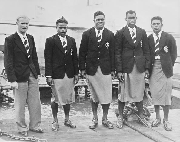 Auckland「Fijian Athletes Arrive In Auckland」:写真・画像(13)[壁紙.com]