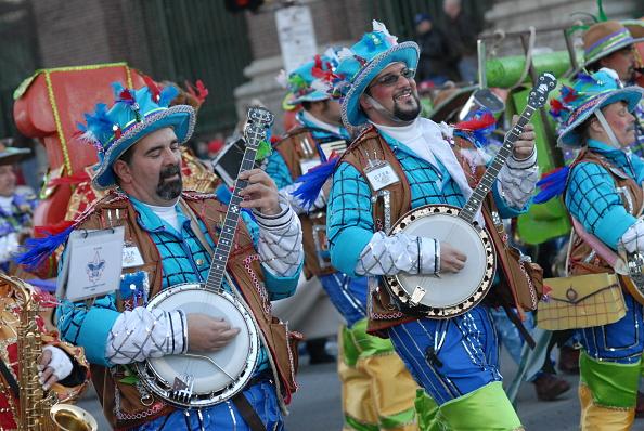 Philadelphia - Pennsylvania「Annual Mummers Parade In Philadelphia」:写真・画像(13)[壁紙.com]