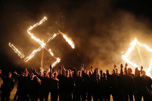 Nazism「White Nationalists Hold Rally In Georgia」:写真・画像(17)[壁紙.com]