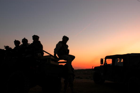 Army Soldier「Thousands Of Paratroopers Participate In Training Exercise At Fort Bragg」:写真・画像(5)[壁紙.com]