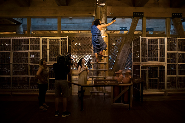 Aaron P「Creationist Builds Large Scale Noah's Ark In Northern Kentucky」:写真・画像(15)[壁紙.com]