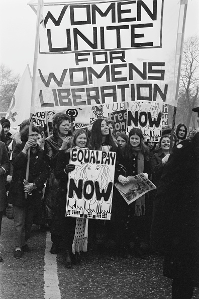 1970-1979「Women's Equal Rights March」:写真・画像(5)[壁紙.com]