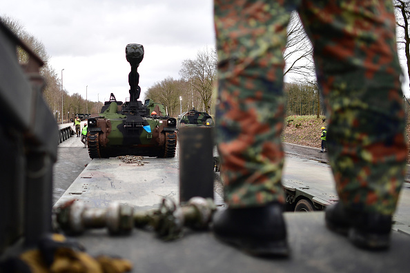 Germany「U.S. Army Europe Prepares For Defender 2020 Exercises」:写真・画像(12)[壁紙.com]