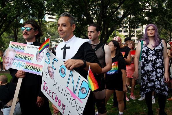Sydney「Sydney Celebrates 42nd Annual Sydney Gay & Lesbian Mardi Gras Parade」:写真・画像(5)[壁紙.com]