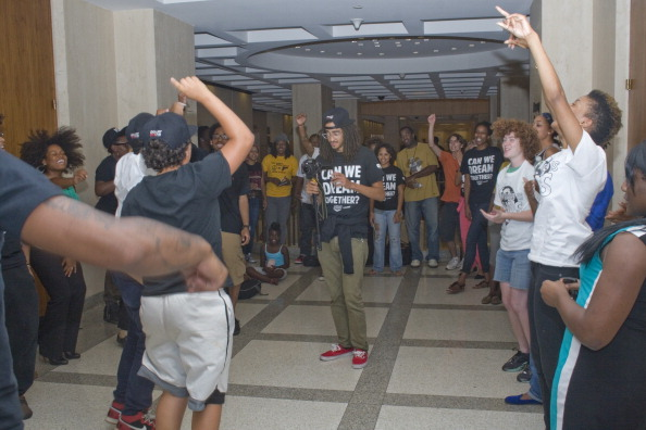 Tallahassee「Dream Defenders At The Florida Governor's Office」:写真・画像(10)[壁紙.com]