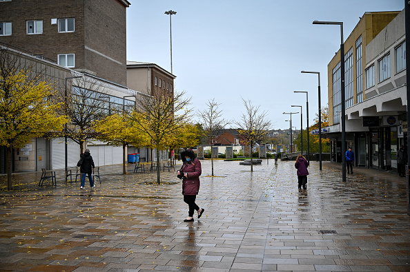 Europe「Lanarkshire Move Face Tier Four And Five Coronavirus Lockdown」:写真・画像(2)[壁紙.com]