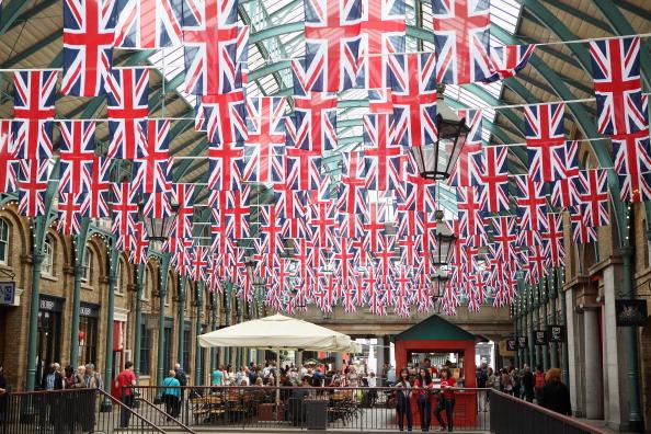 Patriotism「London Prepares For The Diamond Jubilee」:写真・画像(2)[壁紙.com]