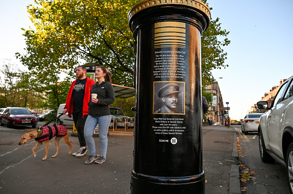 Annual Event「Post Boxes Painted To Honour Black Britons During Black History Month」:写真・画像(12)[壁紙.com]