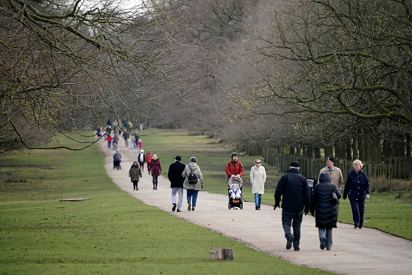 Social Distancing「National Trust To Allow Free Entry To Its Parks And Gardens During Coronavirus Outbreak」:写真・画像(18)[壁紙.com]