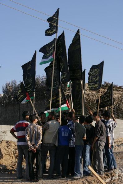 Clear Sky「Israeli Troops Make Final Withdrawl From Gaza」:写真・画像(9)[壁紙.com]