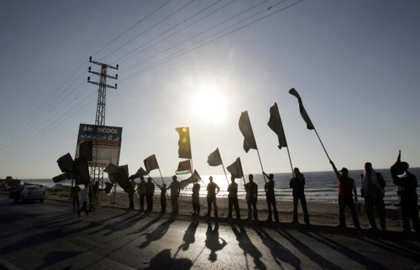 Clear Sky「Israeli Troops Make Final Withdrawl From Gaza」:写真・画像(8)[壁紙.com]