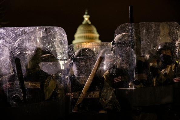 """Extremism「Trump Supporters Hold """"Stop The Steal"""" Rally In DC Amid Ratification Of Presidential Election」:写真・画像(19)[壁紙.com]"""