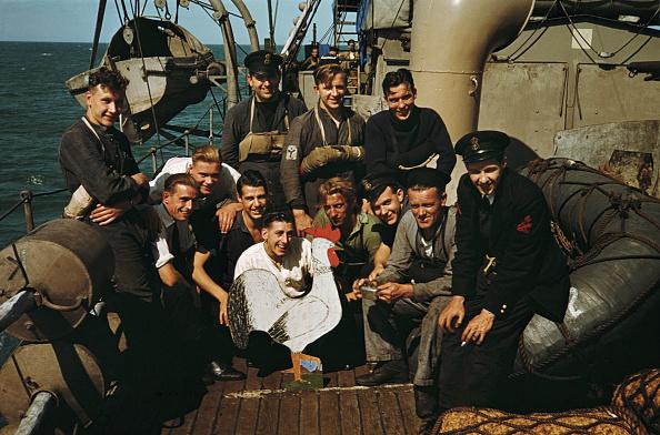 カラー画像「Atlantic Patrol」:写真・画像(18)[壁紙.com]