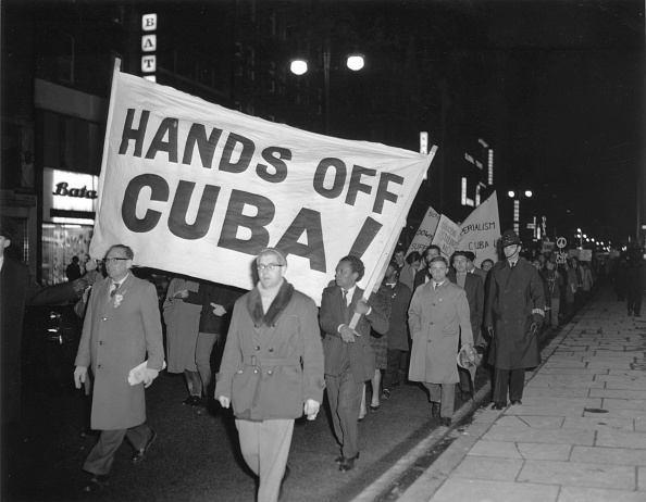 Crisis「FILE PHOTO  40th Anniversary Of Cuban Missile Crisis」:写真・画像(18)[壁紙.com]