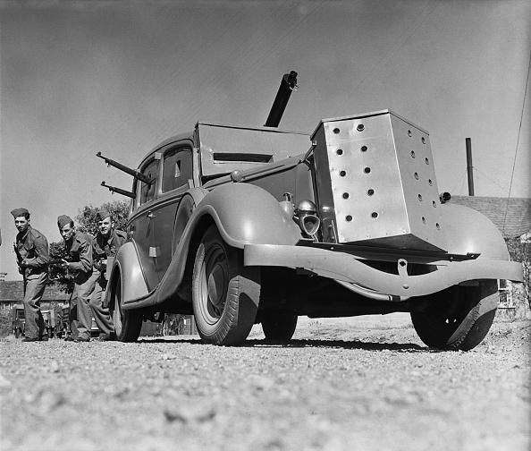 Homemade「Home Guard Armoured Car」:写真・画像(10)[壁紙.com]