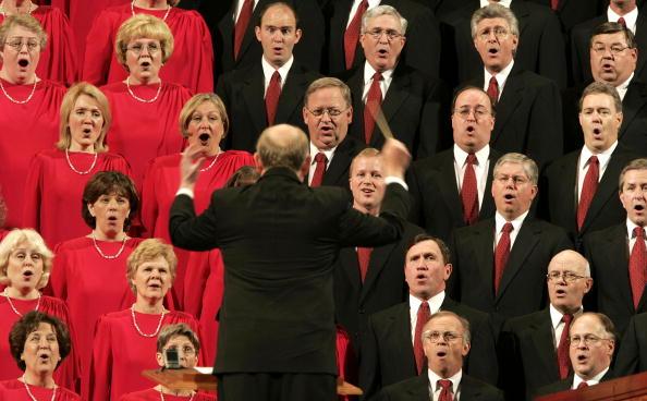 Preacher「Mormon Faithful Gather For Semi-Annual Conference」:写真・画像(6)[壁紙.com]