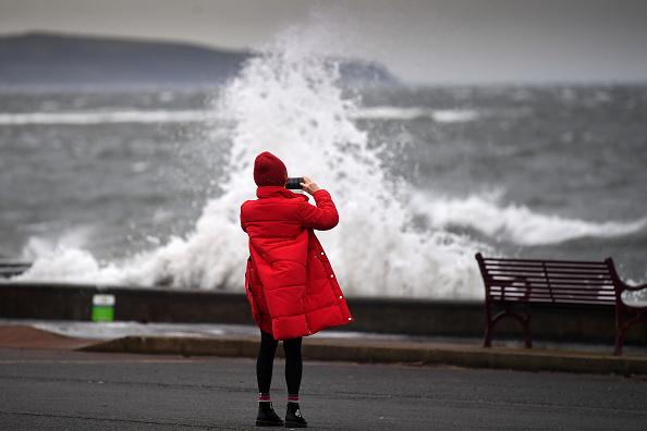 Wind「Scotland Battered By Storm Erik」:写真・画像(4)[壁紙.com]