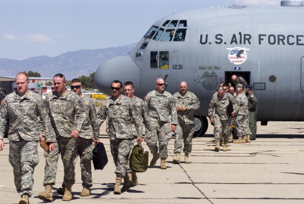 Southern USA「Kentucky National Guard Arrives In Arizona」:写真・画像(11)[壁紙.com]