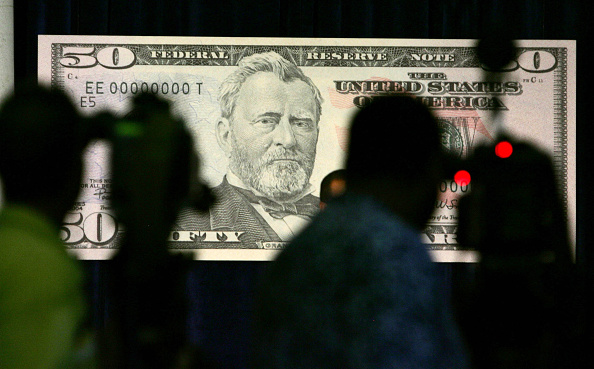 Politics「New $50 Bill Is Released」:写真・画像(1)[壁紙.com]
