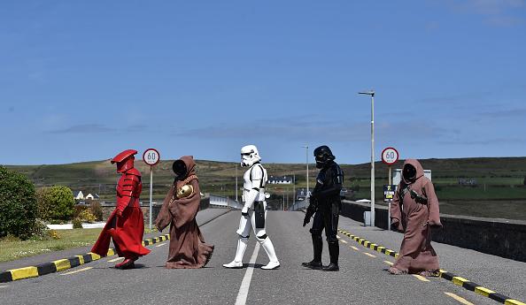 Cosplay「Star Wars Festival Take Place In Portmagee」:写真・画像(8)[壁紙.com]