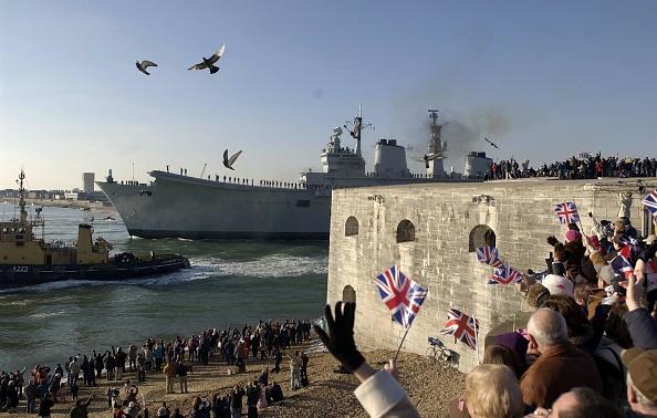 Terrified「HMS Ark Royal」:写真・画像(12)[壁紙.com]