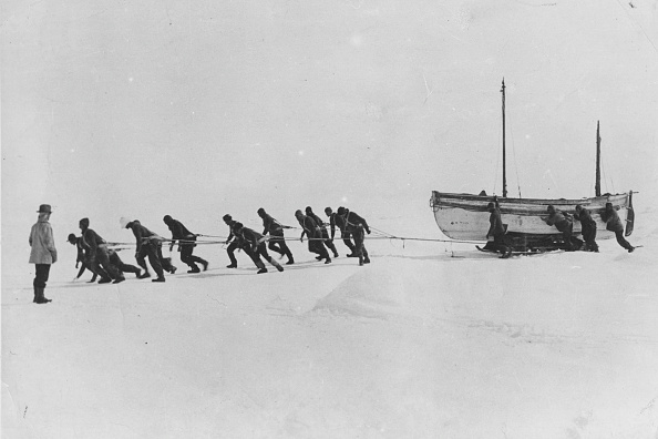 Endurance「Shackleton's Trans-Antarctic Expedition」:写真・画像(12)[壁紙.com]