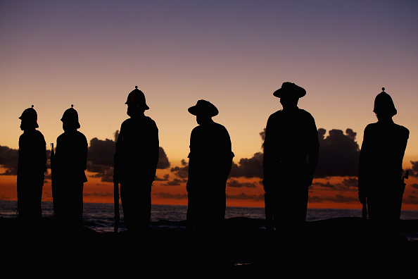 Dawn「Australians Commemorate ANZAC Day」:写真・画像(16)[壁紙.com]