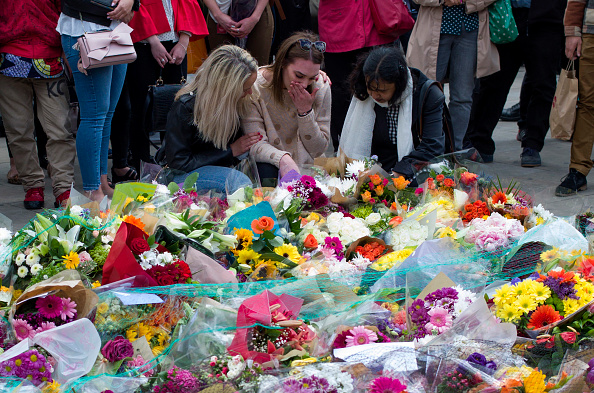 flower「Borough Market Remains Closed After The Weekend's Terror Attack」:写真・画像(13)[壁紙.com]