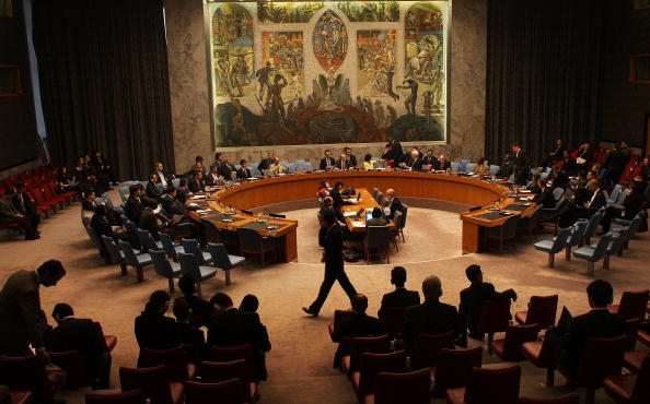 Authority「The UN Security Council Addresses North Korea's Recent Rocket Launch」:写真・画像(18)[壁紙.com]