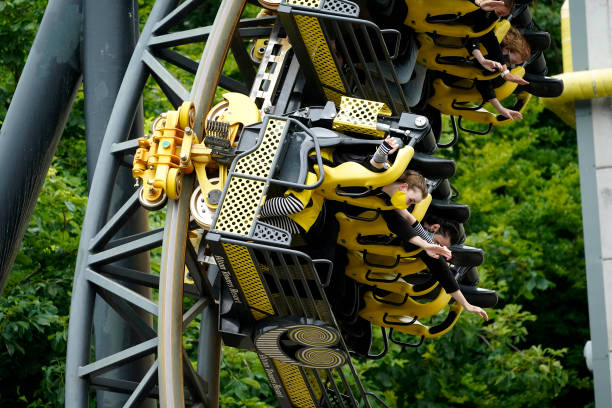 Alton Towers Reopens Its Doors To Thrill Seekers:ニュース(壁紙.com)