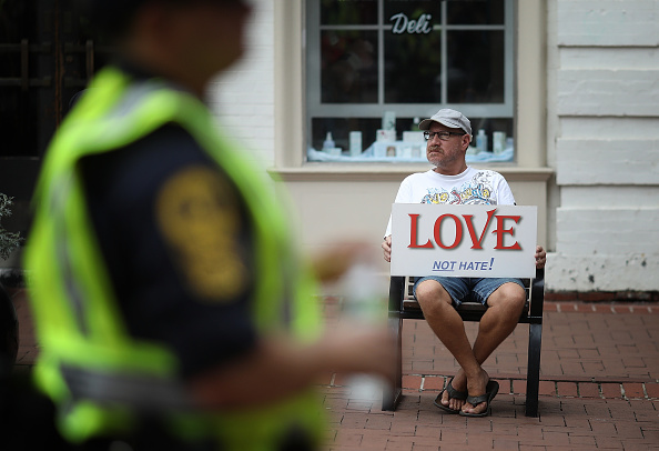 Win McNamee「Charlottesville Marks First Anniversary Of Deadly Rally」:写真・画像(1)[壁紙.com]
