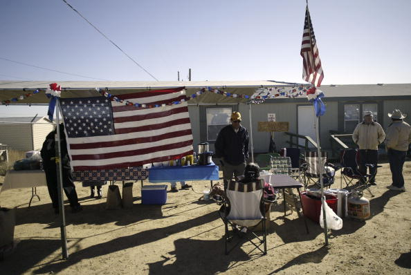 Rick Scibelli「New Mexico Voters Go To The Polls」:写真・画像(4)[壁紙.com]