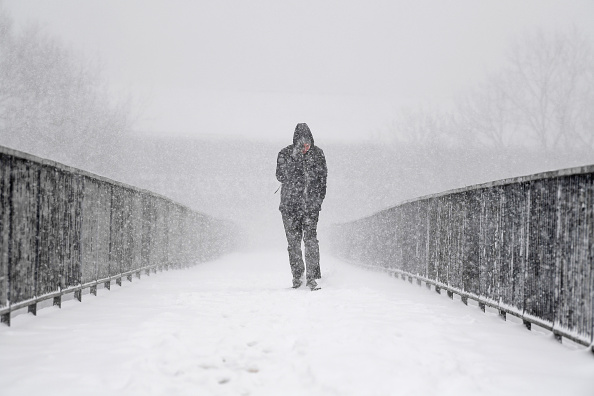 Snow「Britain Freezes As Siberian Weather Sweeps Across The Country」:写真・画像(0)[壁紙.com]