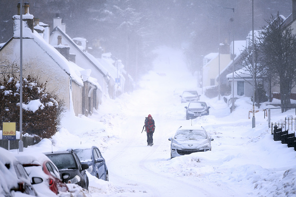 Weather「Big Freeze Brings Snow, Ice and Flooding To The UK」:写真・画像(1)[壁紙.com]