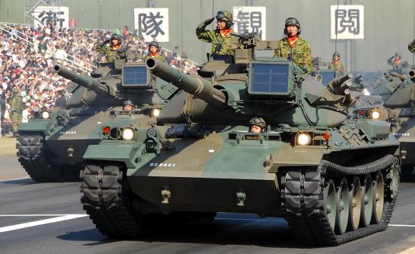 Japanese Military「JGSDF Inspection Parade」:写真・画像(12)[壁紙.com]