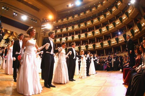 Sports Ball「Vienna Opera Ball」:写真・画像(5)[壁紙.com]